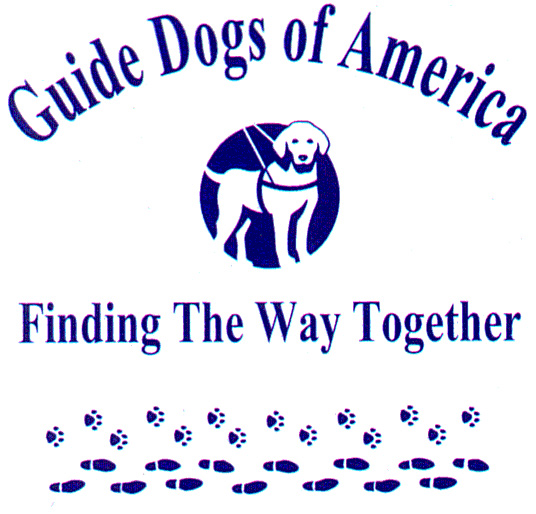 picture of guide dogs of america dog